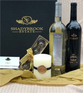 Shadybrook Estate Valentine's Date Night Gift Set