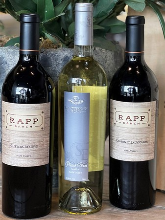Taste of Rapp Ranch - Virtual Tasting Kit