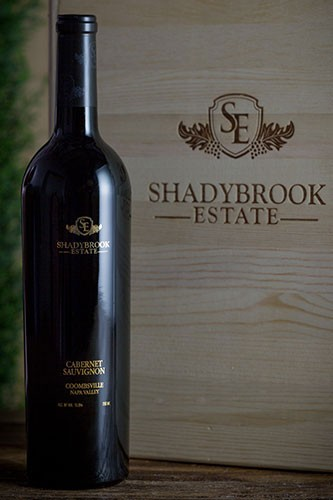 2015 Shadybrook Estate Cabernet Sauvignon 6L